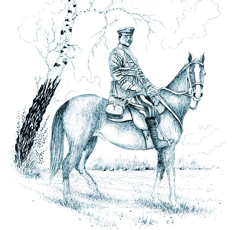 Bitwa Warszawska - bohater