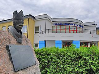 Publiczne Gimnazjum Nr 1 w Ząbkach